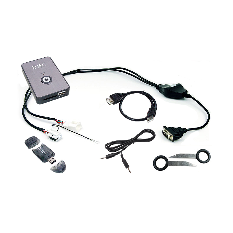 DMC USB/SD/Aux Interface Für VW/Seat/Skoda MFD2,RNS2